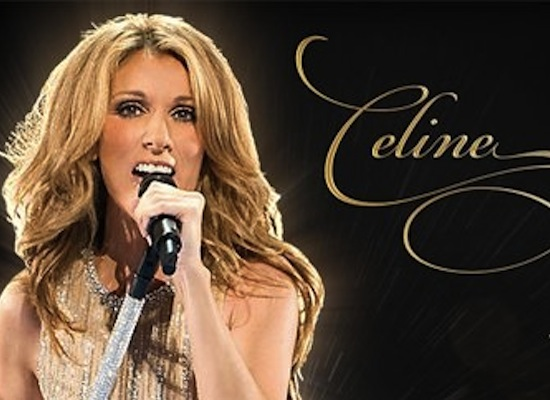 Because You Loved Me Celine Dion