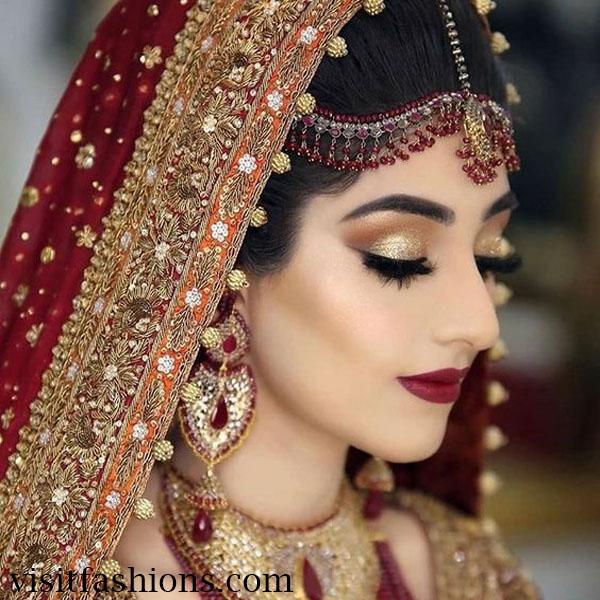 Stani Unique Bridal Makeup Styles