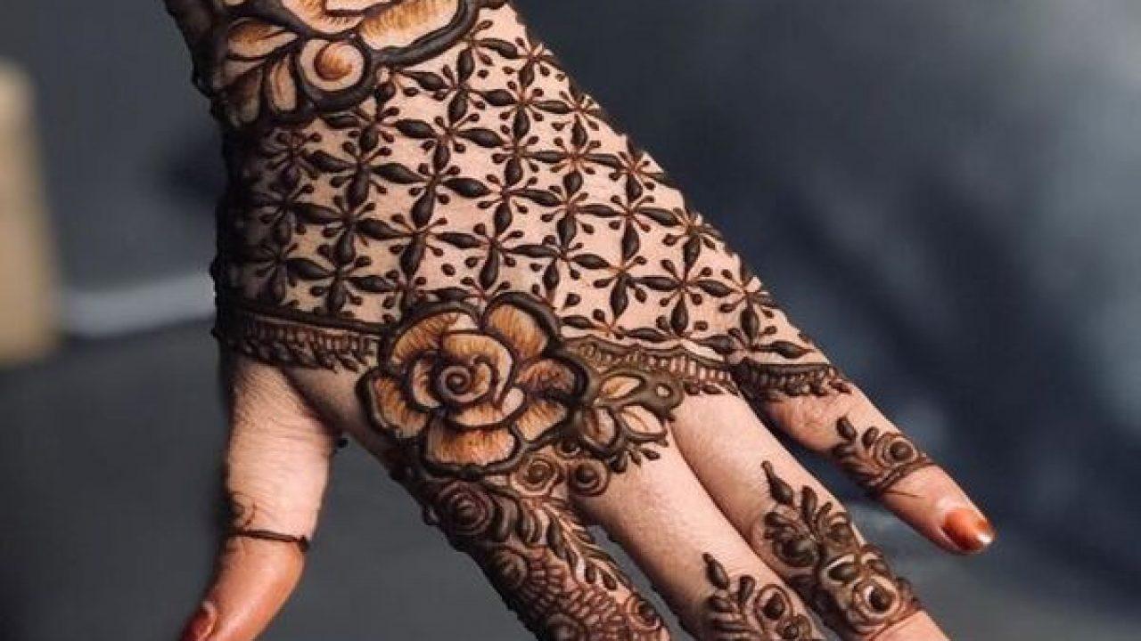 · 2.architectural style mehendi designs: Bridal Mehndi Designs Full Hand For Wedding In 2020