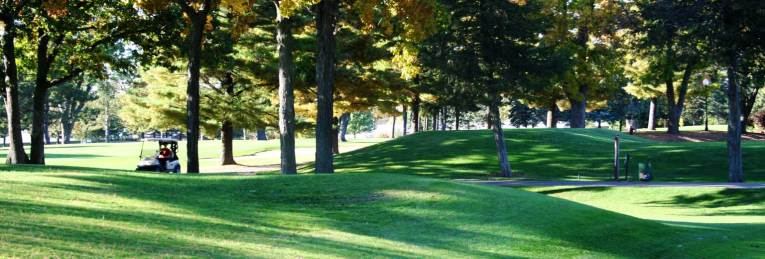 Wisconsin Golf   Golf Vacations   Green Lake  WI   GLACC