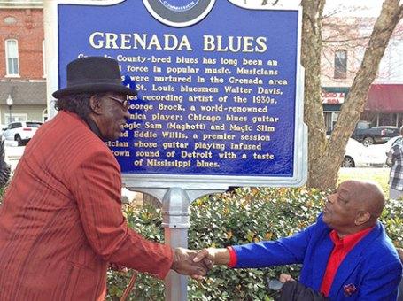 Grenada Blues