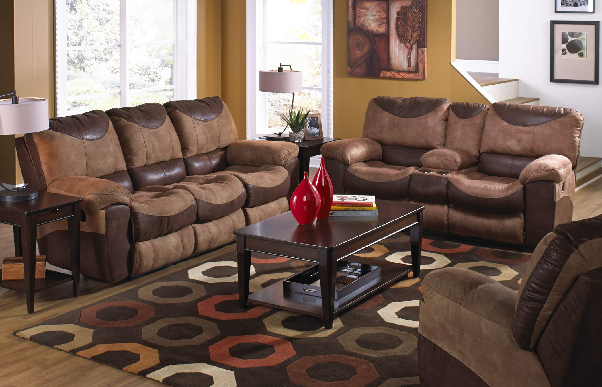 Catnapper Furniture Portman Reclining Upholstery