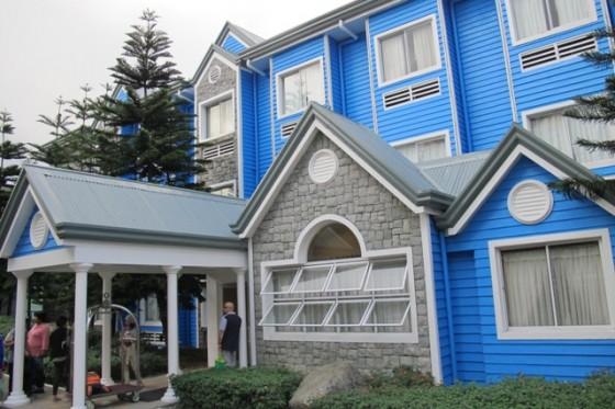 Microtel Baguio | Photo Credit: PhilippineTravelogue.com
