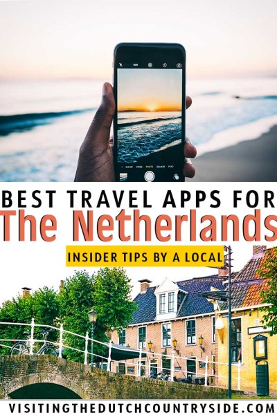Discover the best travel apps for Amsterdam and The Netherlands. Including best tips and public transportation tips for Holland and The Netherlands. As well as where to find offbeat beautiful places in Amsterdam and the best train app for The Netherlands. Discover hidden gems and beautiful destinations in The Netherlands and Europe.
