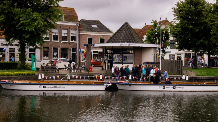 Canal tour of Middelburg, The Netherlands - Rondvaart Middelburg - 13 Best things to do in Middelburg, Zeeland - The Netherlands - Visiting The Dutch Countryside