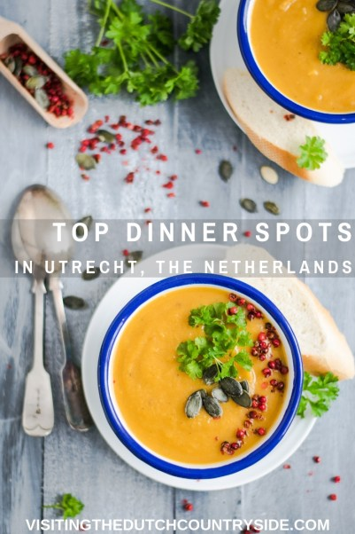 Discover the best restaurants for the evening and for dinner in Utrecht, The Netherlands. When you travel to the beautiful city of Utrecht, one of the things you have to do is eat at these great restaurants where they serve good food.
