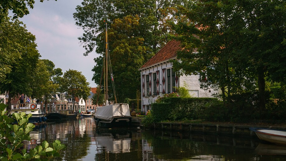Most beautiful streets of Aldeboarn, The Netherlands | Villages to visit in Friesland The Netherlands | What to do in Aldeboarn Oldeboorn