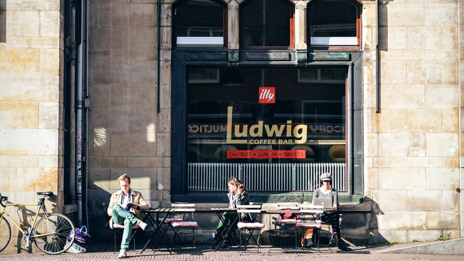 where to eat breakfast in Utrecht, Netherlands