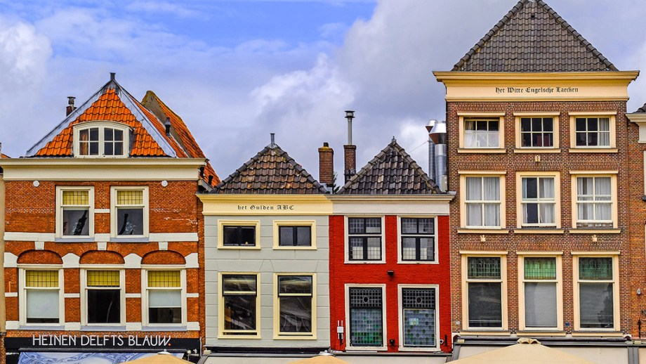 Street art in Delft to see | Best vintage shopping in Delft | Top things to do in Delft Zuid Holland | Where to stay in Delft The Netherlands