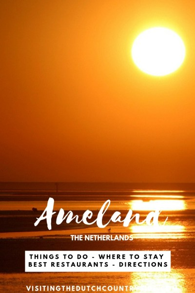 Discover and travel to Friesland, The Netherlands. Explore the Frisian islands, or Wadden Islands and find an itinerary to spend a day or a weekend on Ameland. Including things to do on Ameland, the best hotels, best restaurants and more.