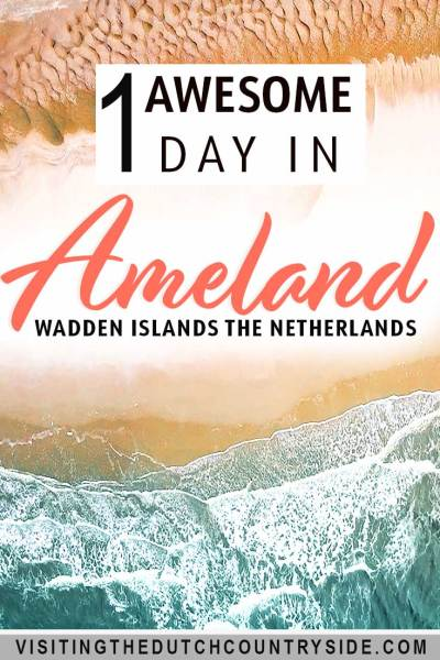 Get tips for what to do in 24 hours, or a weekend, on Ameland, Friesland, The Netherlands here. This guide to one day in Ameland, Wadden Islands, has info about the Dutch Frisian Islands, North Sea, small town travel to villages as Hollum and Nes. And the best beaches of Ameland, lighthouses, galleries, local products and why you should visit one of the less traveled islands of The Netherlands, Europe. Find new islands travel destinations, trips, beautiful places and bucket lists for Europe.