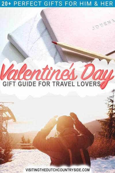 Here you will find the best Valentine's Day gift guide for travelers. Whether you're searching for the best Valentines travel gifts for your boyfriend, girlfriend or friends. You can find it all here. The best Valentine's day gifts and ideas for him and her. Get Valentines presents for a budget, creative Valentines presents ideas and for long distance relationships. Explore the Valentine's day travel gift guide for him and her here.