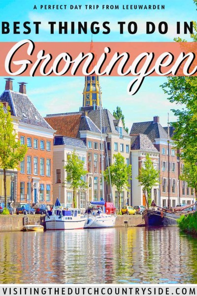 Here you will find a full guide to the things to do when you have one day, or 24 hours, in Groningen The Netherlands. Including must see and budget tips, (vegan) food, prinsenhof, hotels, nightlife, what to do, shopping, and why Groningen, (not Holland) The Netherlands, should be on your beautiful places travel bucket list, Dutch cities edition. Discover new Europe travel destinations and beautiful places. Put Groningen on your small towns bucket lists of Europe and The Netherlands.