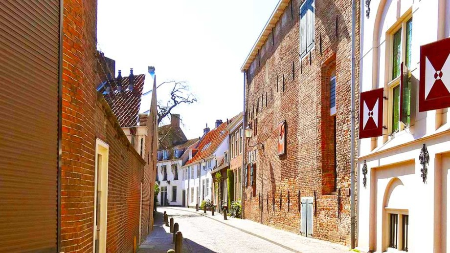 One of Amersfoort's most beautiful streets