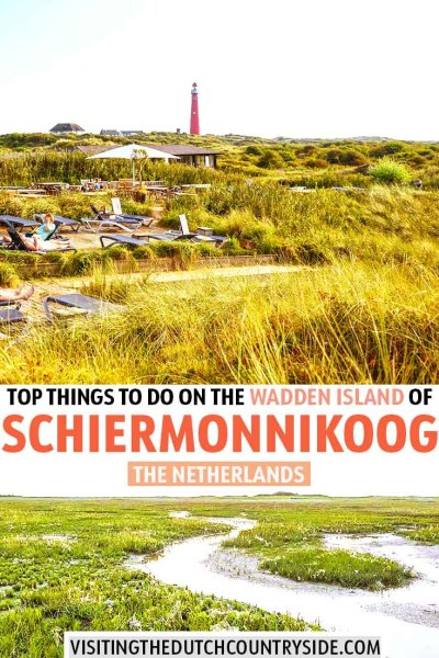Explore the Wadden Island or Dutch West Frisian Island of Schiermonnikoog and see what to do and see on Schiermonnikoog. Including the National park of Schiermonnikoog and more.
