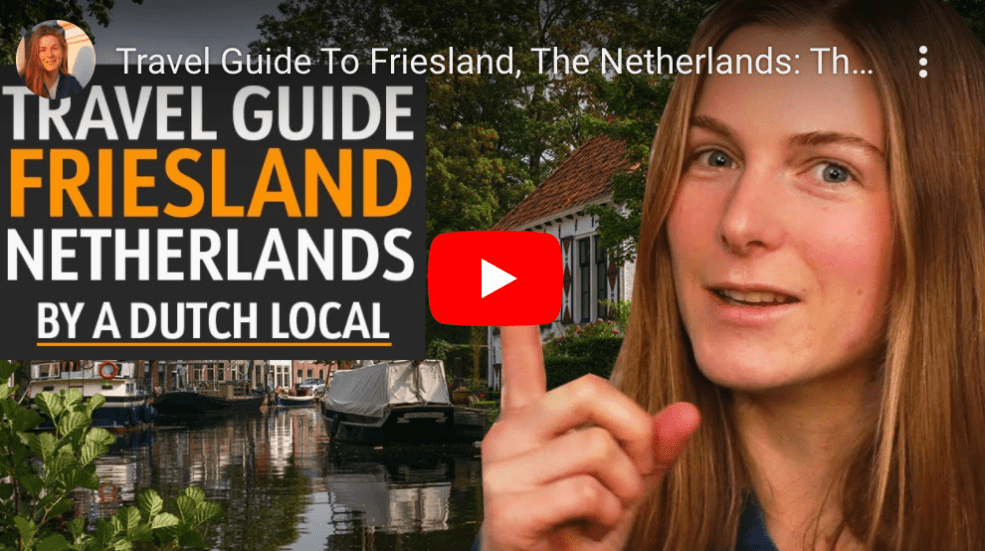 Travel guide friesland