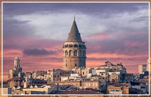 The Galata Tower 67-meter Byzantine tower & restaurant
