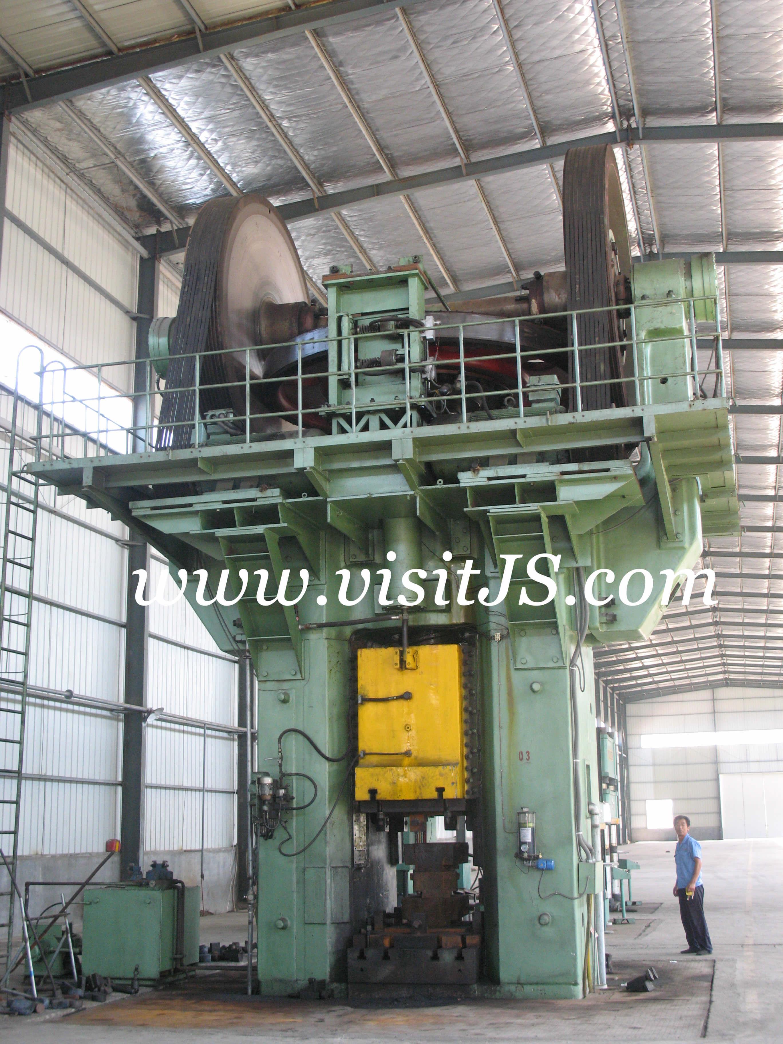 8000ton friction press machine