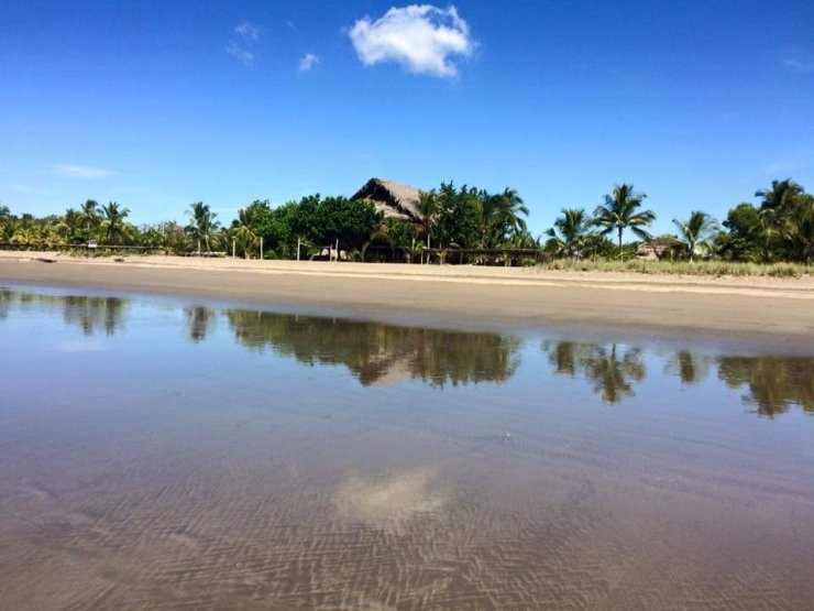 Las Lajas Beach gallery