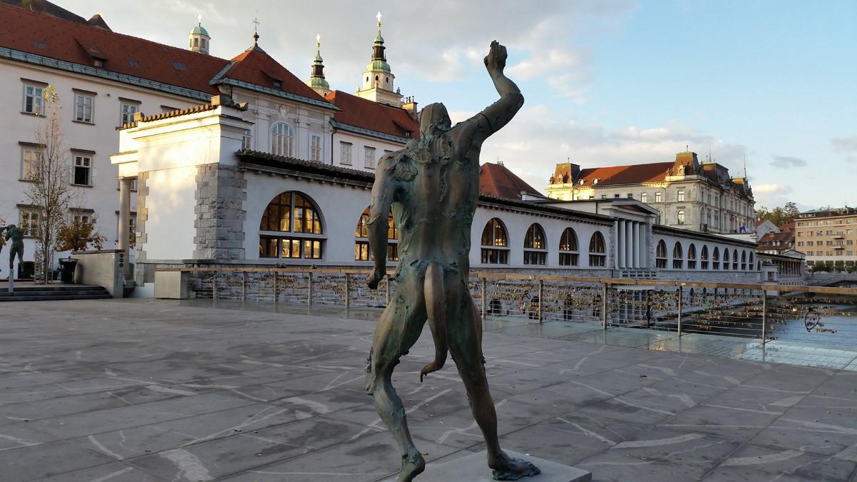 Butchers Bridge 187 Visit Ljubljana