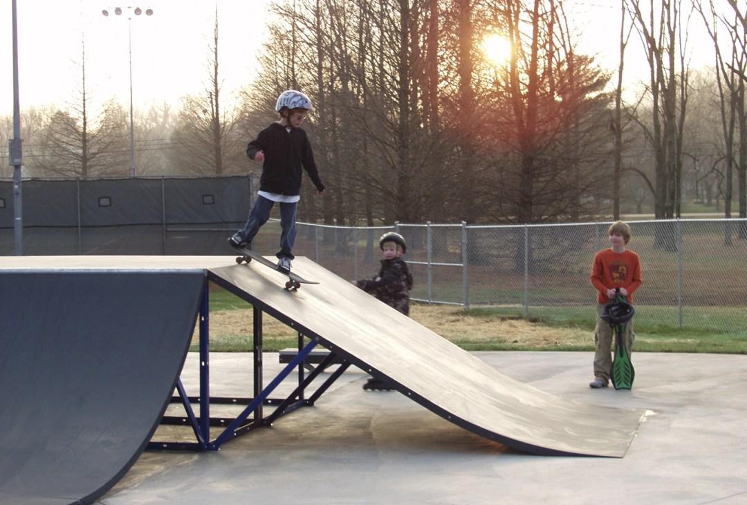 Athens Skate Park