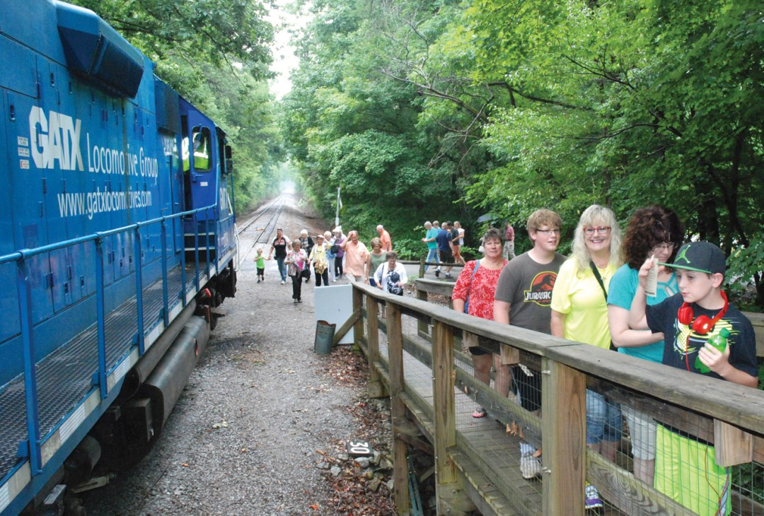 Hiwassee River Rail Adventure