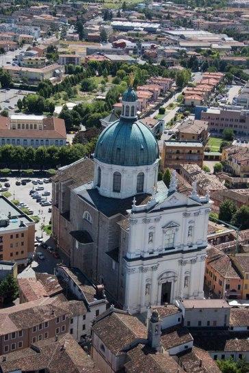 The Basilica of the Assumption of Saint Mary