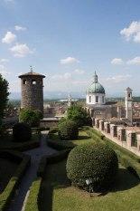 Castello Bonoris giardini