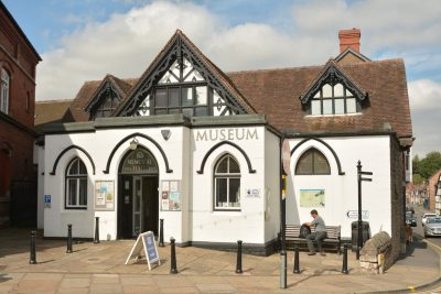 Much Wenlock Museum and Visitor Information Centre