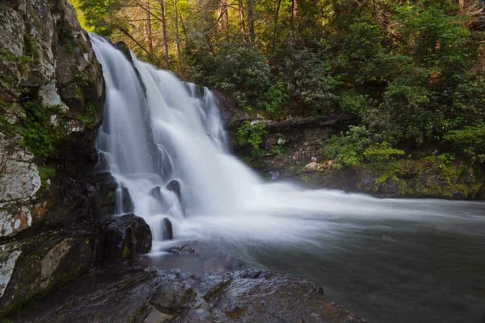 This one bedroom is ideal for a. Top 9 Smoky Mountain Hiking Trails With Waterfalls