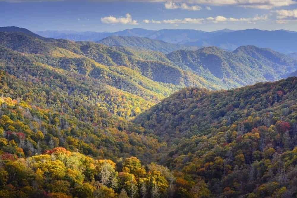 Image result for tennessee mountains