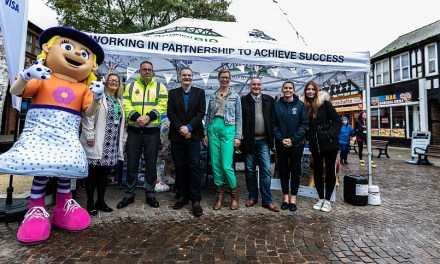 Great British High Street Judges Visit Northwich