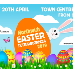 Easter fun coming to Northwich