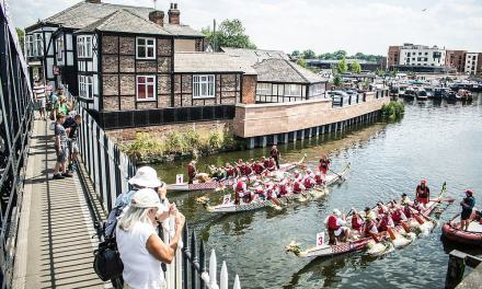 Northwich River Festival set to make a splash