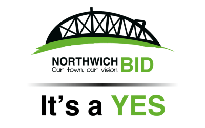 Video: It's a yes for Northwich BID2!