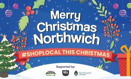 No Extravaganza in Northwich this year but Christmas spirit aplenty