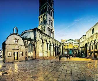 split diocletian s palace riva promenade