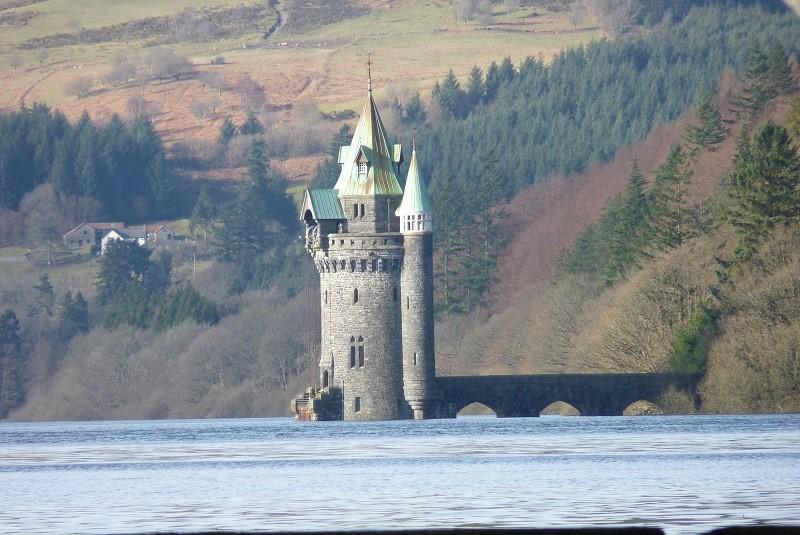 Lake Vyrnwy Tower