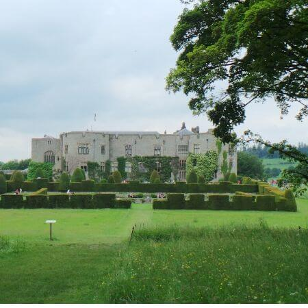 National Trust Chirk Castle