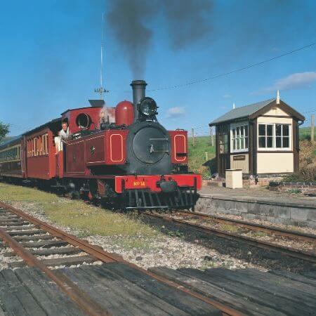Welshpool and Llanfair Railway