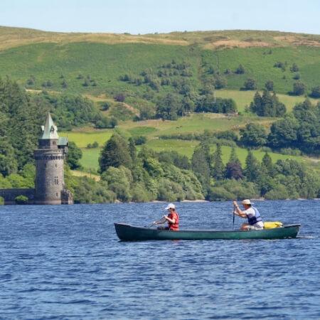 Explore Lake Vyrnwy