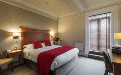 Best hotels in Shropshire
