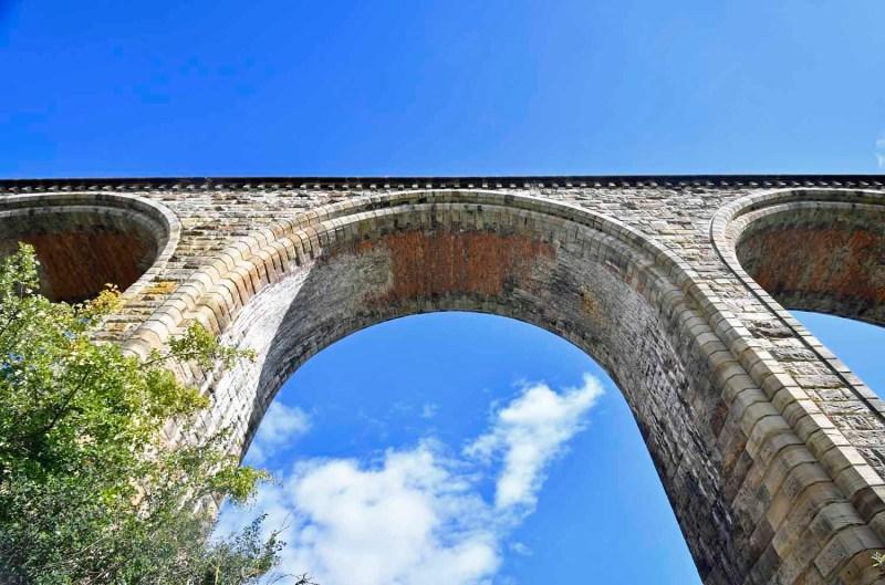 viaduct at Newbridge
