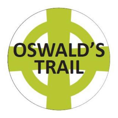 Oswald's trail Oswestry