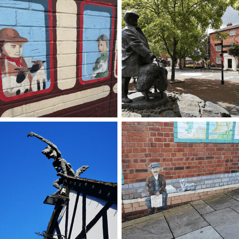 Family Heritage Trail Oswestry