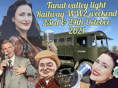 Oswestry Family Events Tanat Valley Light Railway