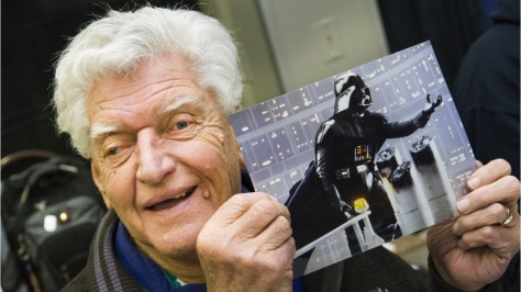 Feel the Force with David Prowse | Welcome to Otley, West Yorkshire