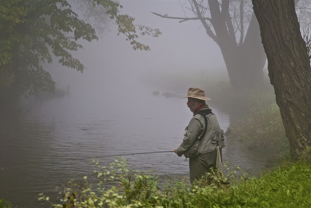Fishing At Big Poe Creek In Centre County PA Visit Penn State