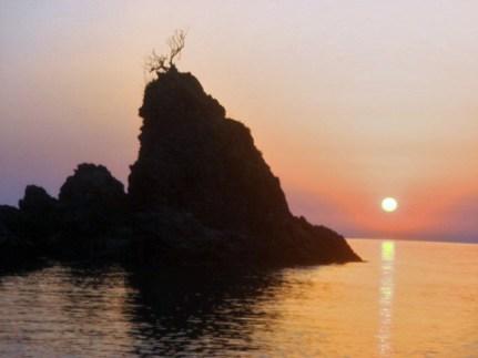 Sea at Palmi