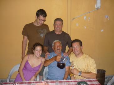 Genealogy Tours: Family reunion